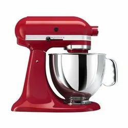 Stainless Steel Red Kitchen Aids