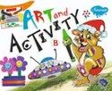 ART AND ACTIVITY 3 Different Books