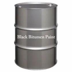 High Gloss Black Bitumen Paint, Packaging Size: 200 Litre