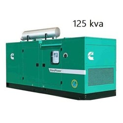 125 kVA Cummins Diesel Generator Set