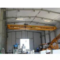 40 Ton Double Girder Overhead Crane