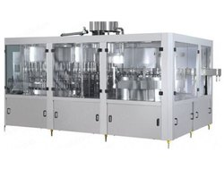 7200 BPH Automatic Corbonated Soft Drink Rinsing, Filling, Capping Machine
