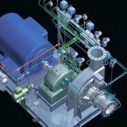 CAD / CAM Designing Firm SPM Machine Design, Manufacturing, Pan India