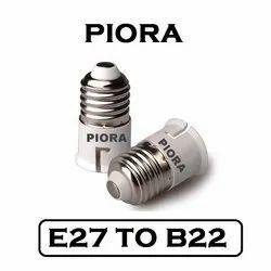 E27 To B22 Converter
