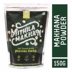 Lotus Seeds Mithila Makhana Granule Powder (multi Purpose Healthy Powder), Packaging Type: Packet, Packaging Size: 150g