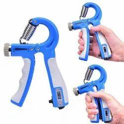R shape hand grip exerciser