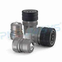 High performance Poppet type Couplings