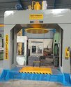 Solid Tyre Fitment Hydraulic Press