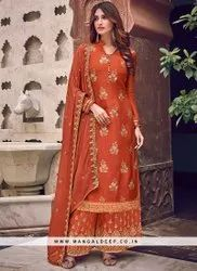 Awesome Embroidery Salwar Suits Collection