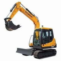 20000 Kg 100 HP Hyundai Excavator, Maximum Bucket Capacity: 0.6 cum