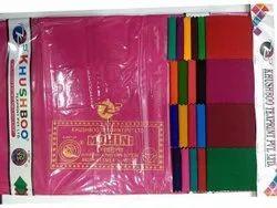 Mohini Dyed Rubia Cotton Fabric, Plain/Solids