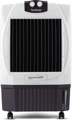 Hindware 190 Snowcrest 50 W Desert CD-165001WBR 50-Litre Air Cooler (Brown)