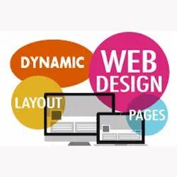 Website Designing, With Online Support
