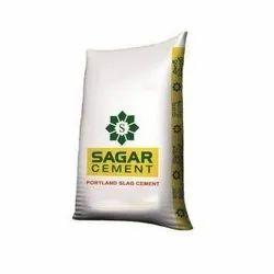 Sagar Cement PPC 50 Kg Bag