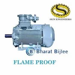 Flame Proof Motor