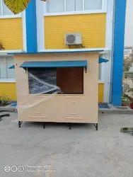 FRP Prefabricated Puff Cabin