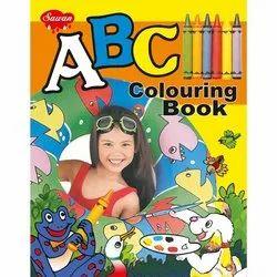 Colouring Books For Children 4 Different Books