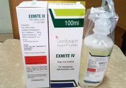 Levofloxacin 100ml  Exmite IV