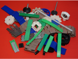Plastic Tab Multiflex Chain