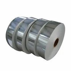 Wood Pulp Printed Silver Paper Roll, GSM: 80 - 120 GSM, Packaging Type: Role