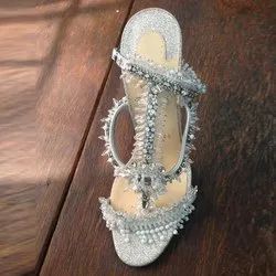 Shoe Upper Embroidery Exporter from India