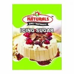 Pooja Naturals Icing Sugar Confectioners Sugar, Powder, Packaging Type: Packet
