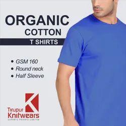 Organic Cotton T Shirts GOTS Certified