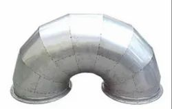 300 Mm Stainless Steel SS Duct, For Ducting