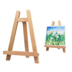 Small Easel Wooden Stand