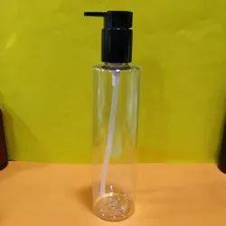 300ml Pet Bottle with 24mm lock dispenser pump