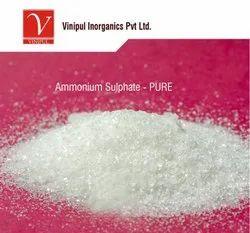 Ammonium Sulphate 99%