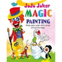 Magic Painting Books 4 Different Books