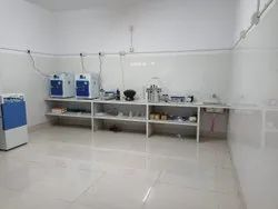 Lab Setup For Drinking Water Plant, For Industrial