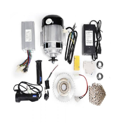 BM1412 Brushless Motor DC 60V 3000W For Electric Bicycle Kit, E-Tricycle For Medium And Heavy Load