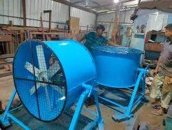 Duct Mounted Fan Industrial Fans, For Industry