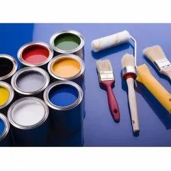 High Gloss & High Sheen Distemper Water Based Paints, For Industrial, Packaging Type: Tin