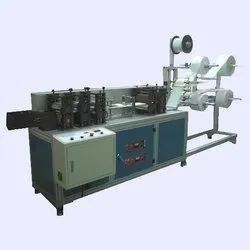 3 Layer Face Mask Making Machine in India