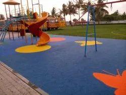EPDM Rubber Flooring Service