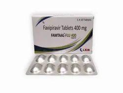 Famtaal-Flu 400  (Favipiravir tablets 400mg)
