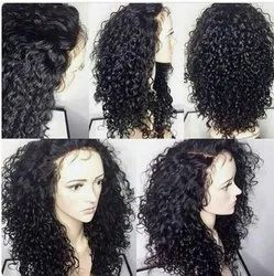 Curly India Human Hair Wig For Women And Girl Cheveux Meche