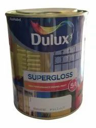 Dulux Super Gloss 5 In 1 High Performance Premium Enamel Paint, Packaging Size: 500ml