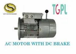AC Motor With DCBrakes