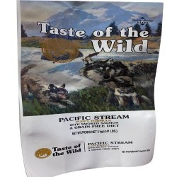 Dog Food Packaging Gazette Pouch