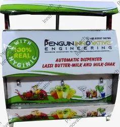 Automatic Lassi, Curd, Milkshake Dispenser
