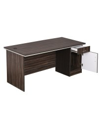 Executive Office Table Black (VJ-2056)