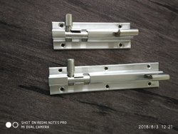 Centre Head MATT,TOTON S.S. TOWER BOLT, Size: 4'' To 12'', Model Name/Number: S.s.tower Botl