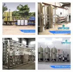4000 LPH Drinking Mineral Water Plant