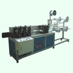 Three Layer Face Mask Making Machine in Ahmedabad