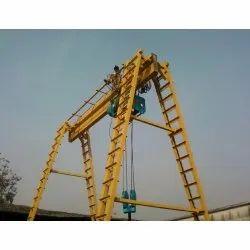 25 Ton Gantry Crane