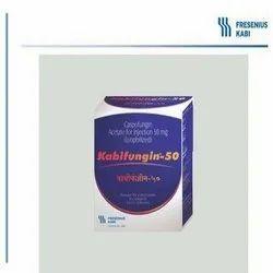 Kabifungin 50 MG Injection ( Caspofungin Acetate Injection )